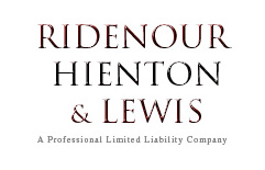 Ridenour, Hienton and Lewis